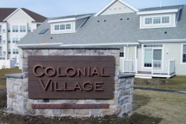 Colonial Village offers the best of both worlds