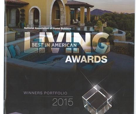 2015 NAHB Best in American Living - Winners Portfolio