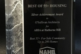 National Design Award 2016  Best of 55+ Housing …… For Sale Community Homes