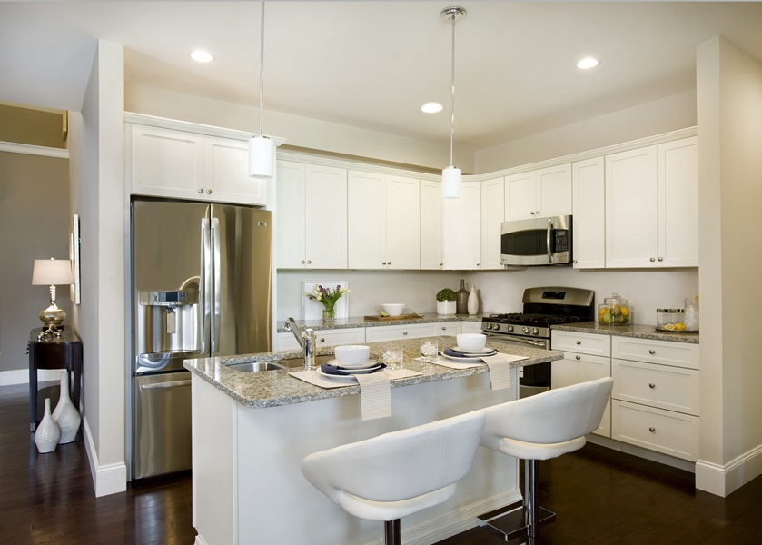 Silver Award Townhouse Kitchen