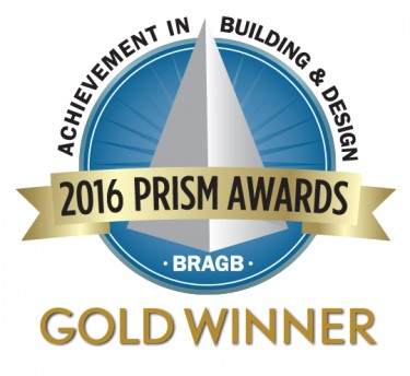 Custom Millwork Design - 2016 PRISM Award - Gold Winner for the new East Boston Savings Bank - Chinatown Branch