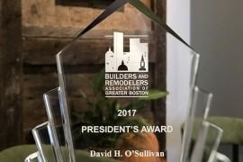 2017 President's Award