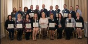 - 2018 Community Partners -  Award Presented at the Annual Meeting Reading-North Reading Chamber of Commerce  Photo Credit:  JBug Images LLC