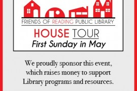 Library House Tour Sponsor