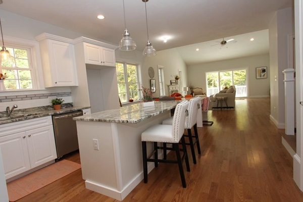 Acorn Place - Single Family - Kitchen Leading to Dining