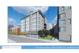 Seven-story Condominium Building Wins BOA Approval